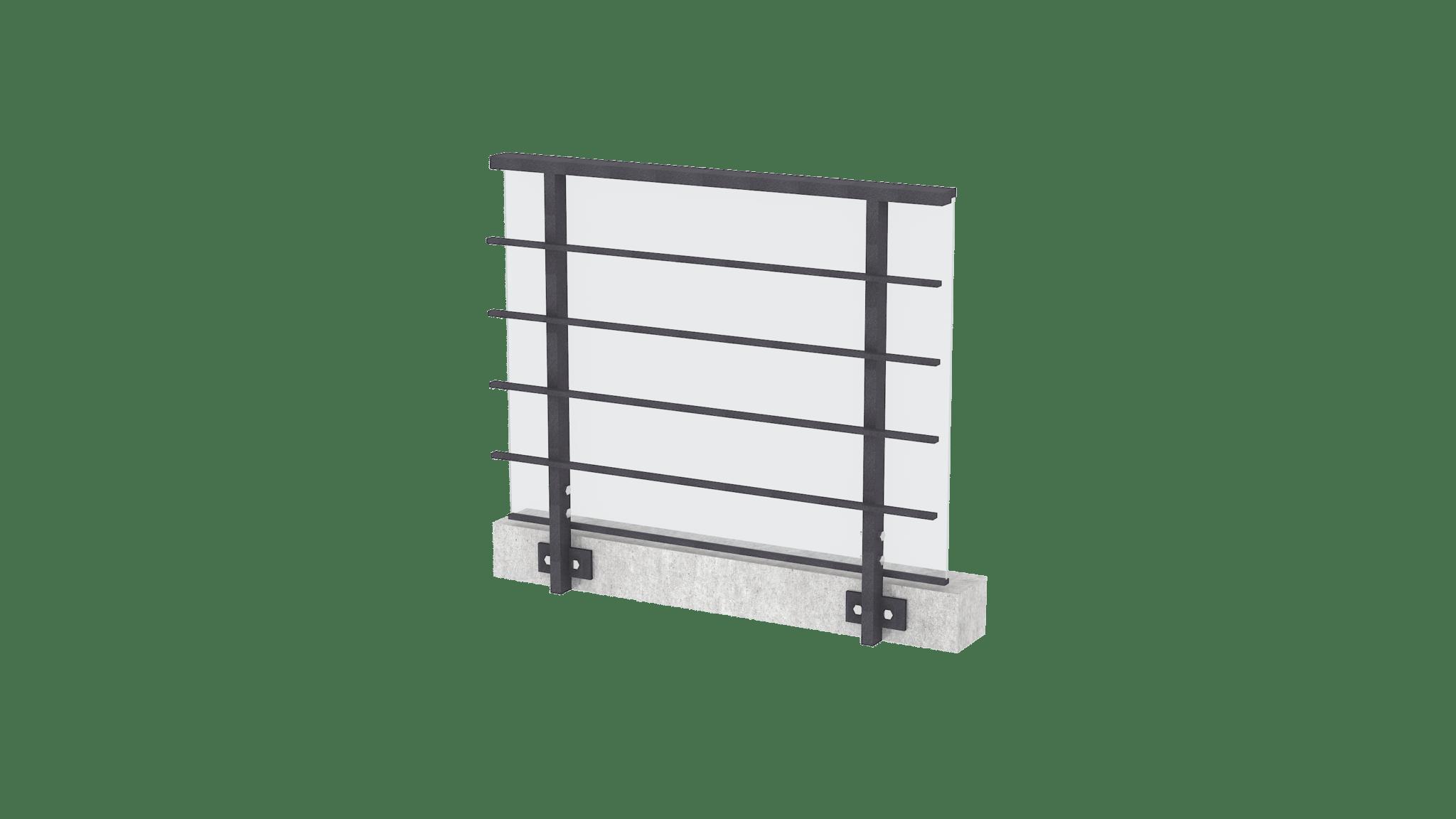 MK Standard DEC 01 (Railing)
