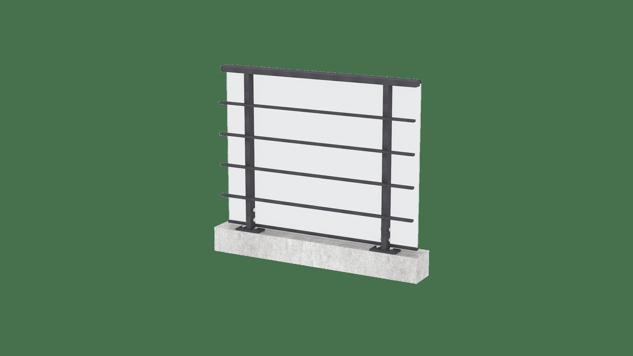 MK Standard DEC 02 (Railing)